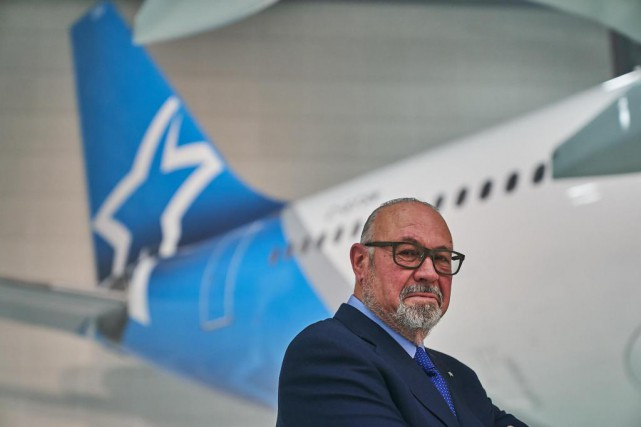 Jean-Marc Eustache, PDG de Transat A.T.... (PHOTO ANDRÉ PICHETTE, LA PRESSE)