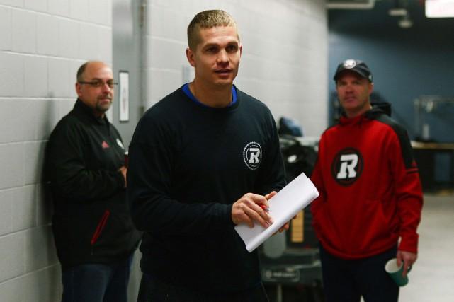 Le directeur général du Rouge et Noir d'Ottawa,... (Photo Sean Kilpatrick, PC)