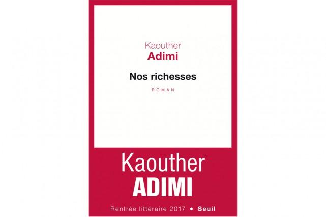 La jeune romancière algérienne Kaouther Adimi a reçu mardi le prix Renaudot des... (Photo tirée du site web des Éditions Le Seuil)