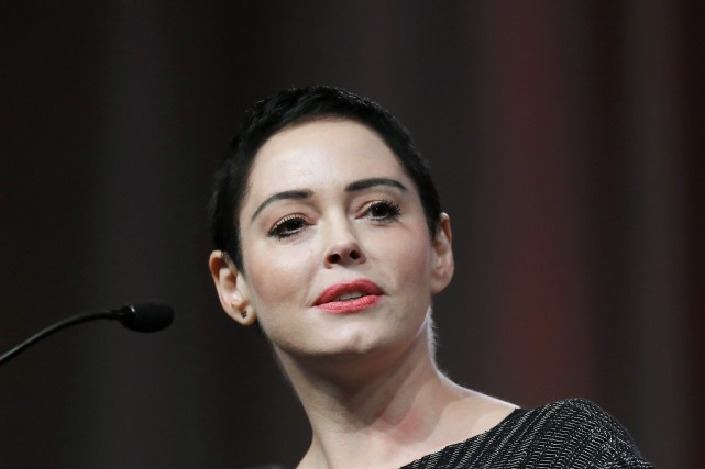 Rose McGowan... (Photo Paul Sancya, archives AP)
