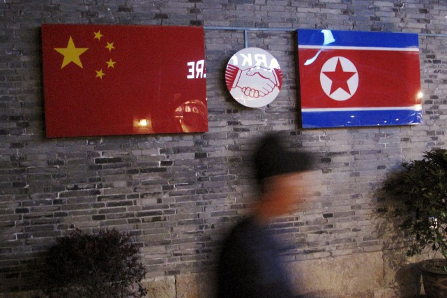 Pékin, principal soutien diplomatique et économique de la... (photo archives REUTERS)