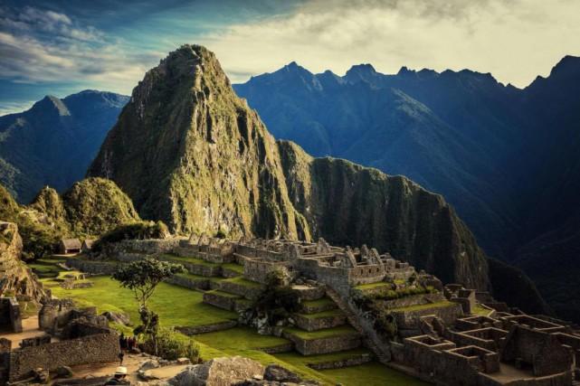 Le Machu Picchu, au Pérou... (Photo Thinkstock)