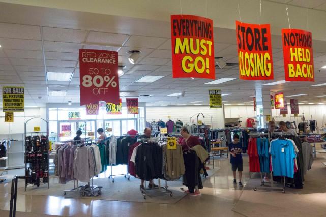 Les chiffres des ventes de détail donnent une... (AFP)