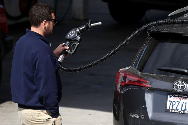 L'indice des prix à la consommation CPI a... (AFP)
