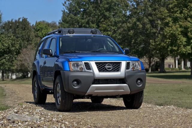Le Nissan Xterra 2014... (Photo : Nissan)