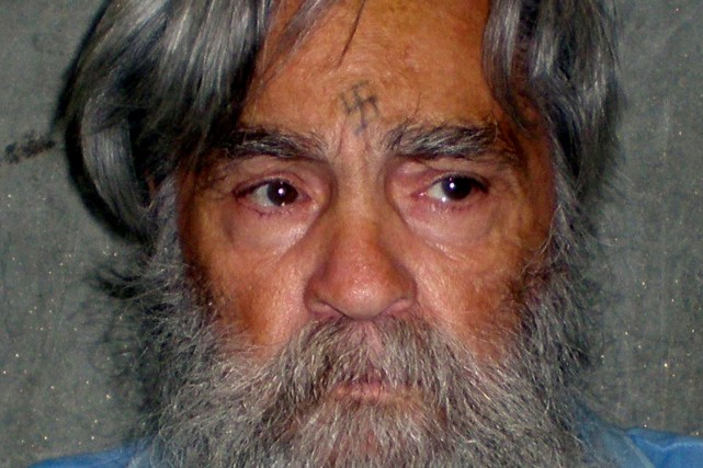 Charles Manson en 2011... (PHOTO ARCHIVES REUTERS/SERVICES CORRECTIONNELS CALIFORNIENS)