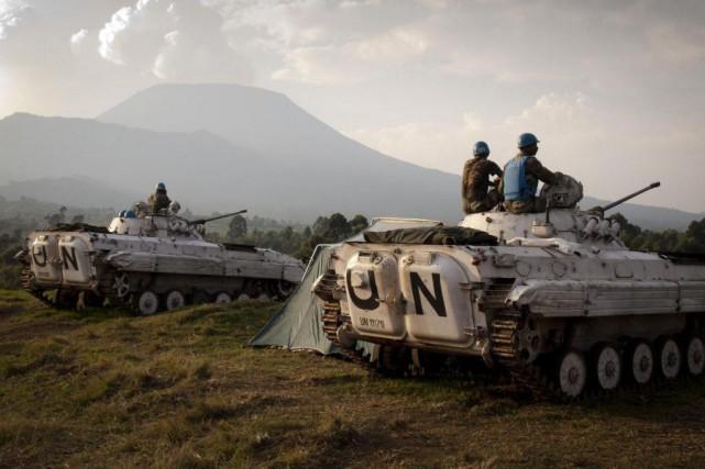 C'est en Ouganda, où se trouve le Centre... (PhotoMICHELE SIBILONI, archives Agence France-Presse)