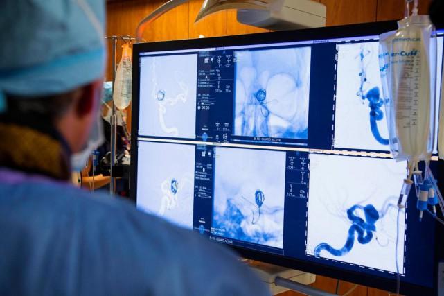 Le Collège des médecins s'est entendu avec les... (PHOTO ALAIN ROBERGE, ARCHIVES LA PRESSE)