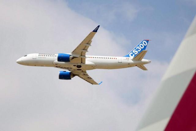 Bombardier a déposé mardi un plaidoyer très sévère... (PhotoRemy de la Mauviniere, Archives La Presse canadienne)