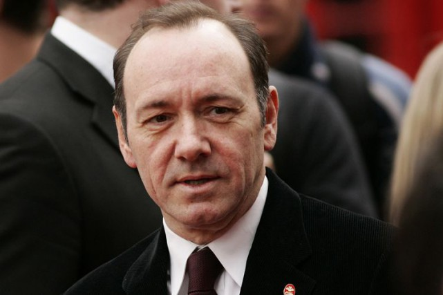Kevin Spacey... (Photo archives AP)