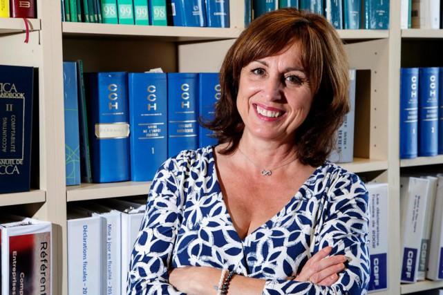 Josée Jeffrey, fiscaliste et planificatrice du cabinet Focus... (Photo Alain Roberge, La Presse)