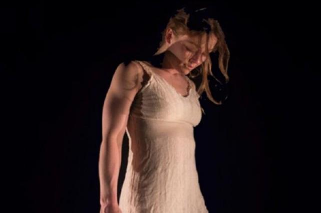 Valérie Doucet... (Photo Isabel Rancier, fournie par la TOHU)