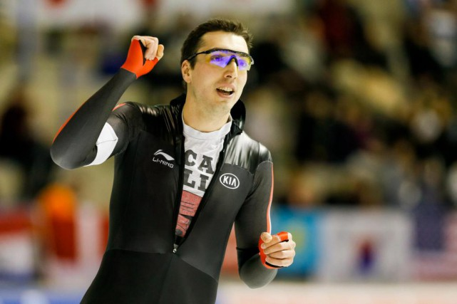 Alex Boisvert-Lacroix tentera de se qualifier pour les... (Photo Lyle Aspinall, archives La Presse canadienne)