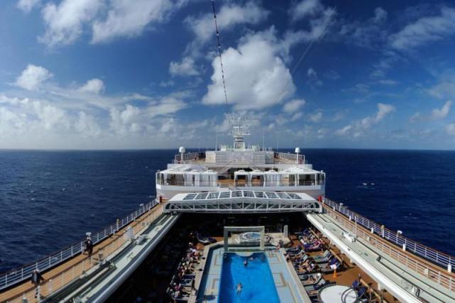 Traversée de l'Atlantique à bord du navire de... (Photo Bernard Brault, archives, la presse)