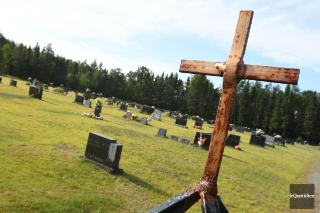 Statistique Canada estime que le nombre de décès... (Photo Michel Tremblay, archives Le Quotidien)