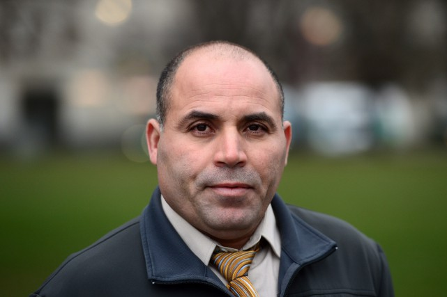 Mohamed Harkat... (Photo Sean Kilpatrick, La Presse Canadienne)