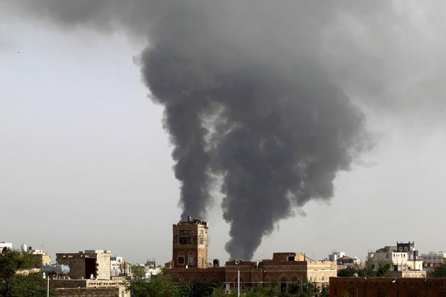 Riyad n'accepte une levée du blocus qu'à condition... (PHOTO AFP)