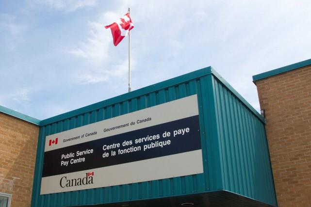 La ministre responsable du système de paye défaillant Phénix affirme qu'un... (PHOTO ARCHIVES LA PRESSE CANADIENNE)
