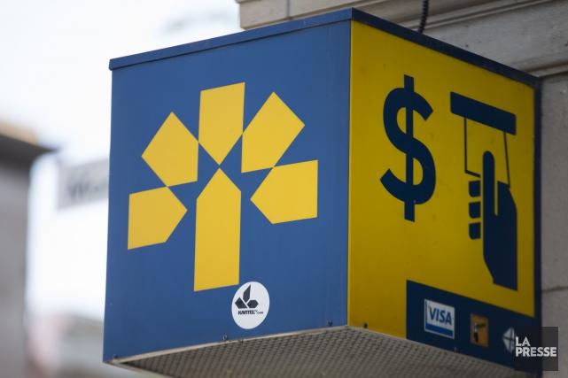 Les relations s'enveniment entre la Banque Laurentienne et le syndicat des... (PHOTO IVANOH DEMERS, ARCHIVES LA PRESSE)