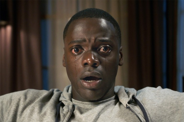Daniel Kaluuya dans Get Out, un film de... (Photo fournie par Universal Pictures)