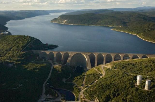 Au total, Hydro-Québec gère 27 réservoirs qui, au... (PHOTO IVANOH DEMERS, ARCHIVES LA PRESSE)