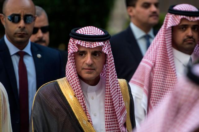 «L'Arabie saoudite ne restera pas les bras croisés... (PHOTO AFP)