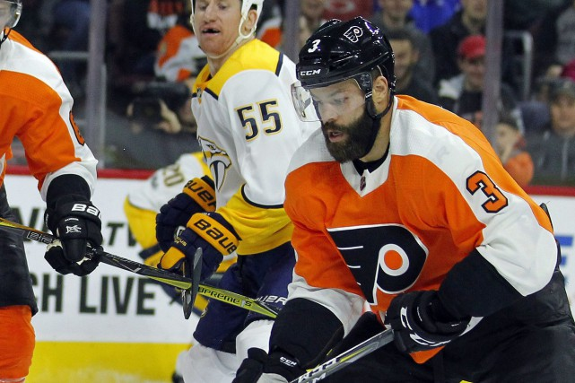 Radko Gudas... (PHOTO AP)