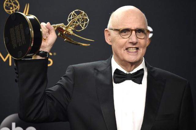 Jeffrey Tambor a remporté un Emmy pour son... (PHOTO AP)