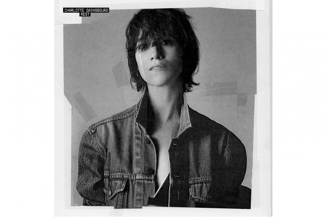 Rest, de Charlotte Gainsbourg... (Image fournie par Because Music/Warner)