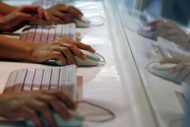L'Arabie saoudite est la cible fréquente d'attaques informatiques.... (ARCHIVES AP)