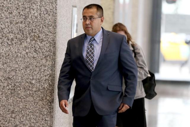 Marco Proano avait été reconnu coupable en août... (ARCHIVES AP)