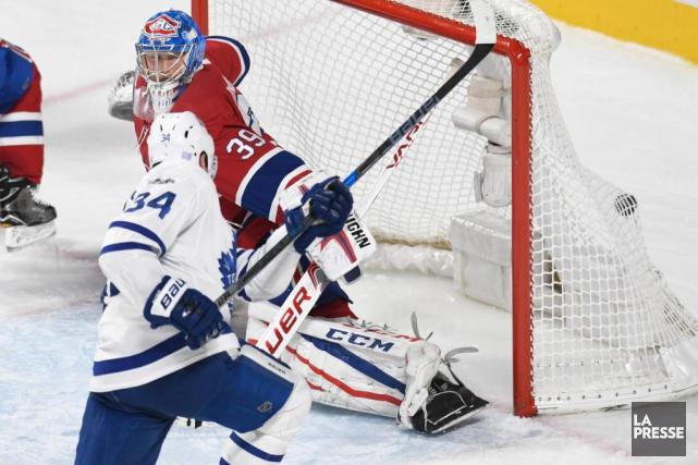 Samedi soir, le Canadien de Montréal a perdu... (PHOTO BERNARD BRAULT, ARCHIVES LA PRESSE)