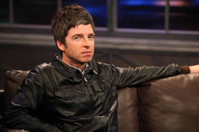 Noel Gallagher lance vendredi l'album Who Built the Moon?,... (Photo Astrid Stawiarz, Agence France-Presse)