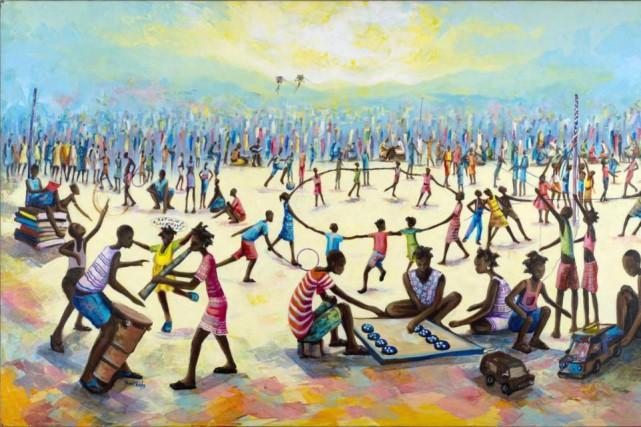 LeHaitian Heritage Museum présente actuellement l'expositionRites of Passage.... (Photo tirée du site web du musée)
