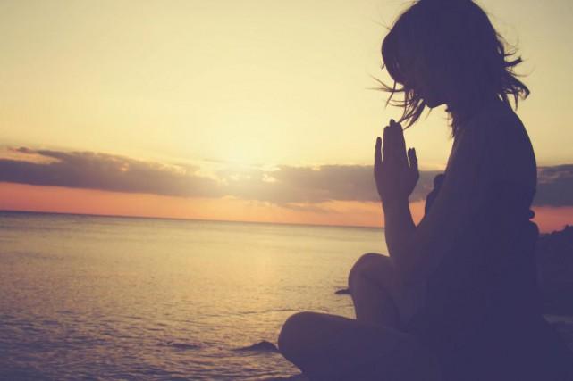 La «pleine conscience» est basée sur la méditation... (Photo Thinkstock)
