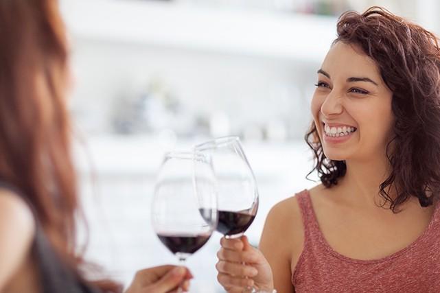 Le vin et le chocolat sont sans doute parmi les petits plaisirs de la vie les...