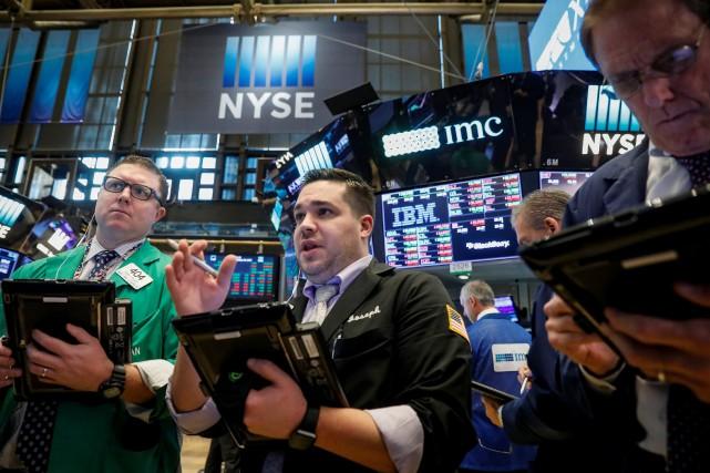L'indice composé S&P/TSX du parquet torontois a avancé... (PHOTO ARCHIVES REUTERS)