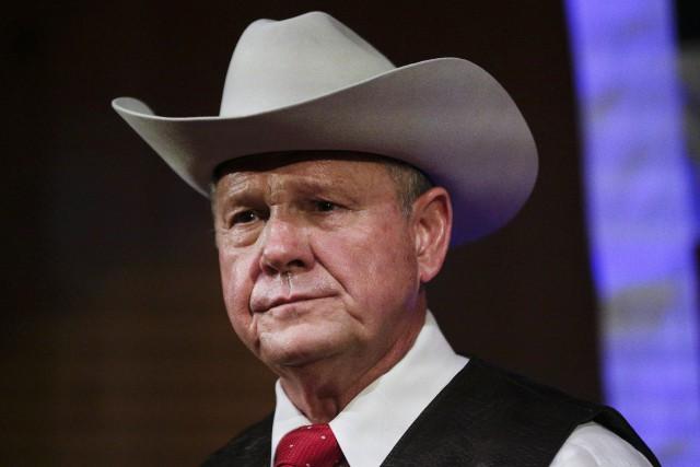 Le candidat républicain Roy Moore a été accusé... (ARCHIVES AP)