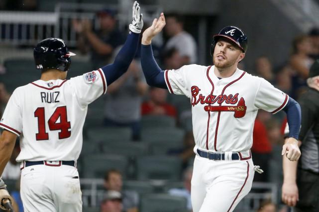Le commissaire du Baseball majeur Rob Manfred a sévèrement sanctionné les... (ARCHIVES REUTERS)