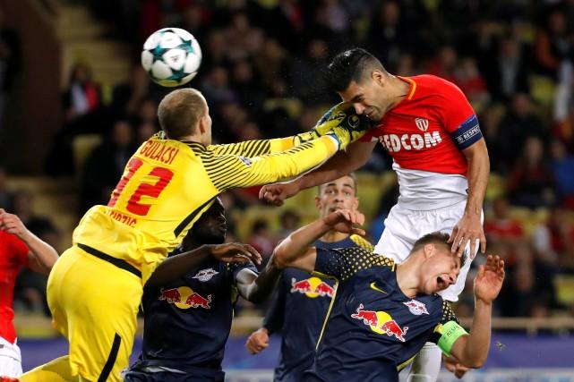 L'AS Monaco n'était que l'ombre du club qui... (PHOTO REUTERS)