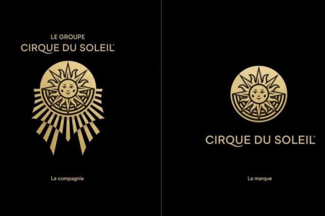 Dans le nouveau logo du Cirque du Soleil,... (photo fournie par le cirque du soleil)