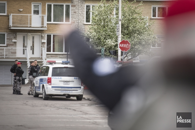 Le nombre d'homicides attribuables à des gangs de rue et au crime organisé a... (PHOTO OLIVIER PONTBRIAND, ARCHIVES LA PRESSE)