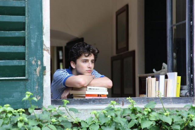 Timothée Chalamet dans Call Me by Your Name... (PHOTO FOURNIE PAR SONY PICTURES CLASSICS, ASSOCIATED PRESS)