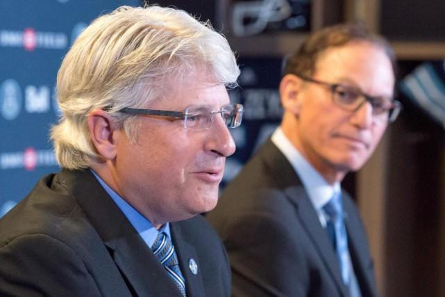 Jim Popp a multiplié les acquisitions importantes avec... (PHOTOFRANK GUNN, ARCHIVES LA PRESSE CANADIENNE)
