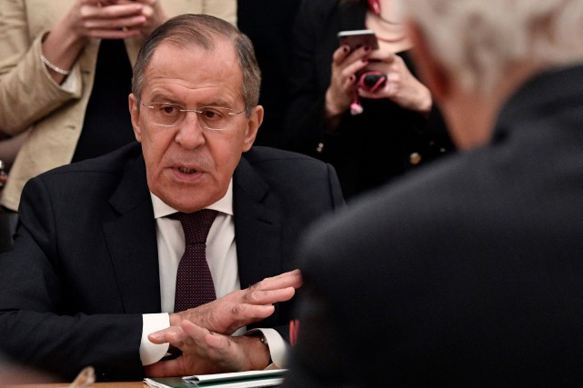 Au cours des derniers mois, «Washington aspirait à... (Photo Alexander NEMENOV, AFP)