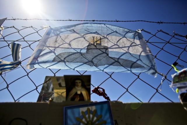 LeSan Juanest porté disparu depuis le mercredi 15... (Photo Esteban Felix, AP)