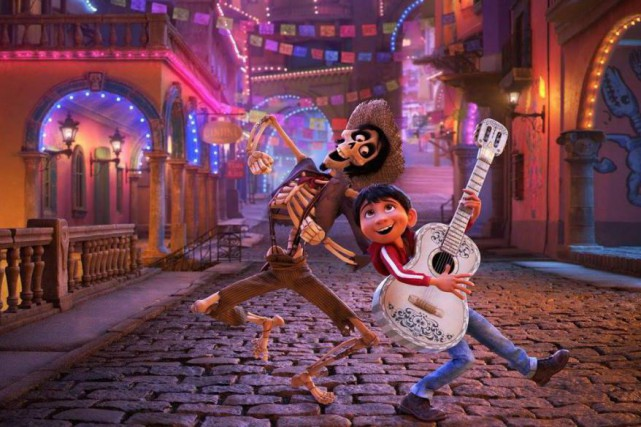 Coco... (Photo fournie par Disney/Pixar)