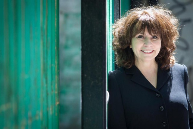 Christiane Charette... (PHOTO OLIVIER JEAN, Archives LA PRESSE)