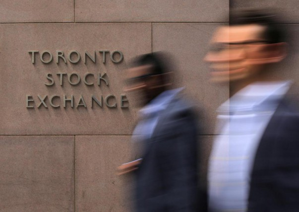 L'an dernier, la Bourse de Toronto a été... (Photo Chris Helgren, archives Reuters)