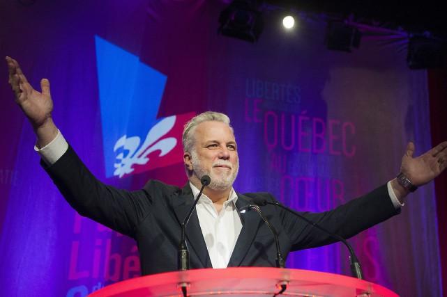 Sans même mentionner le Parti québécois et son... (Photo archives La Presse Canadienne)